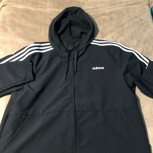 Adidas Men's  Light Weight Windbreaker Jacket